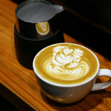 Black Horse Latte Art Battle – Part 1