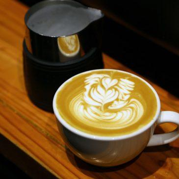 Black Horse Latte Art Battle – Part 1